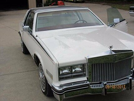 1983 Cadillac Eldorado for sale 100911006