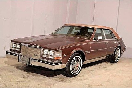 1983 Cadillac Seville for sale 100955807
