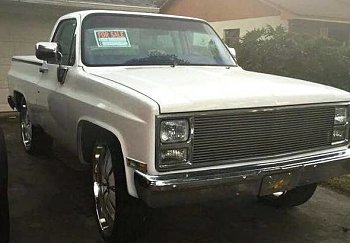 1983 Chevrolet C/K Truck for sale 100852152