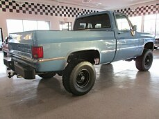 1983 Chevrolet C/K Truck 4x4 Regular Cab 1500 for sale 100965964