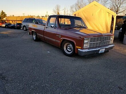 1983 Chevrolet C/K Truck for sale 100971514