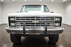 1983 Chevrolet C/K Truck 4x4 Regular Cab 3500 for sale 100983622