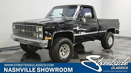1983 Chevrolet C/K Truck 4x4 Regular Cab 1500 for sale 100994451