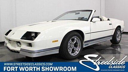 1983 Chevrolet Camaro for sale 100946741