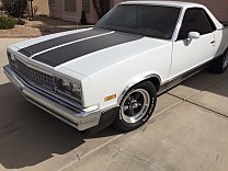 1983 Chevrolet El Camino for sale 100956212
