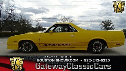 1983 Chevrolet El Camino V8 for sale 100956285