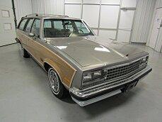 1983 Chevrolet Malibu Wagon for sale 101012967