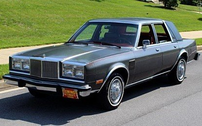 1983 Chrysler New Yorker for sale 100760212