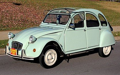 1983 Citroen 2CV for sale 100841007