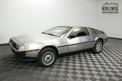 1983 DeLorean DMC-12 for sale 100786760