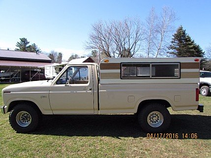 1983 Ford F150 for sale 100764359