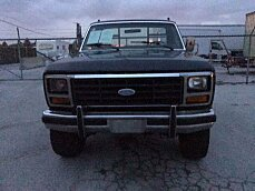 1983 Ford F250 4x4 Regular Cab for sale 100880091