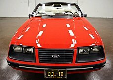 1983 Ford Mustang for sale 100914962