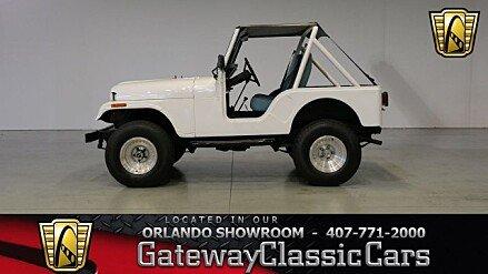 1983 Jeep CJ 5 for sale 100969172