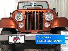 1983 Jeep CJ 7 for sale 100999676