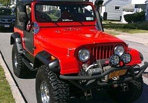 1983 Jeep CJ 7 for sale 101028067