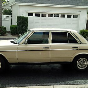 1983 Mercedes-Benz 300D Turbo for sale 100854268