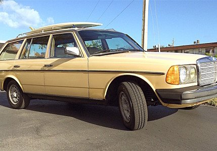 1983 Mercedes-Benz 300TD for sale 100791693