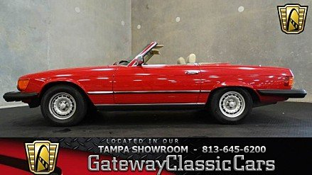 1983 Mercedes-Benz 380SL for sale 100749889