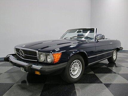 1983 Mercedes-Benz 380SL for sale 100800037