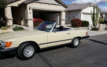 1983 Mercedes-Benz 380SL for sale 100843255