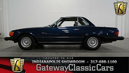 1983 Mercedes-Benz 380SL for sale 100852099