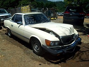 1983 Mercedes-Benz 380SL for sale 100292887