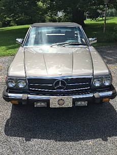 1983 Mercedes-Benz 380SL for sale 100785885