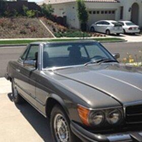 1983 Mercedes-Benz 380SL for sale 100788628