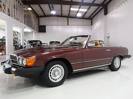 1983 Mercedes-Benz 380SL for sale 100858293