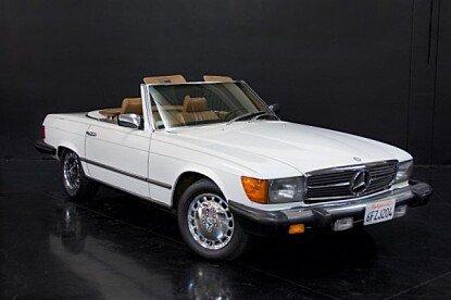 1983 Mercedes-Benz 380SL for sale 100943099