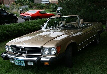 1983 Mercedes-Benz 380SL for sale 100962782