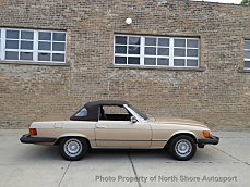 1983 Mercedes-Benz 380SL for sale 100973406