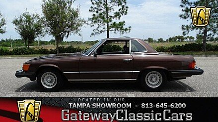 1983 Mercedes-Benz 380SL for sale 100987094