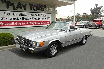 1983 Mercedes-Benz 380SL for sale 100990522