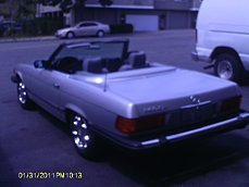 1983 Mercedes-Benz 380SL for sale 101002549