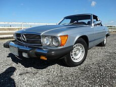 1983 Mercedes-Benz 380SL for sale 101048010