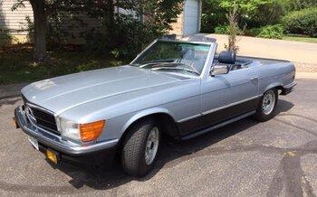 1983 Mercedes-Benz 500SL for sale 101001742