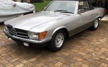 1983 Mercedes-Benz 500SL for sale 101054870