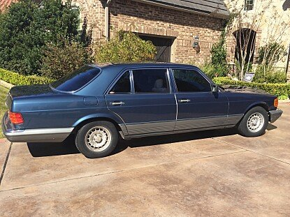1983 Mercedes-Benz Other Mercedes-Benz Models for sale 100737831