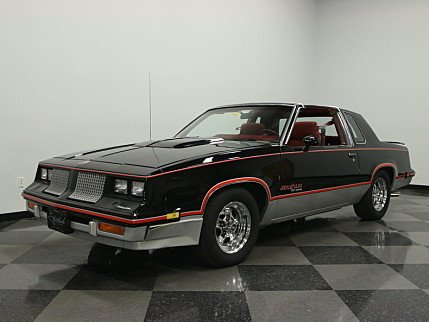 1983 Oldsmobile Cutlass Supreme Hurst/Olds Coupe for sale 100753939