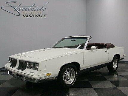 1983 Oldsmobile Cutlass Supreme Brougham Coupe for sale 100861093