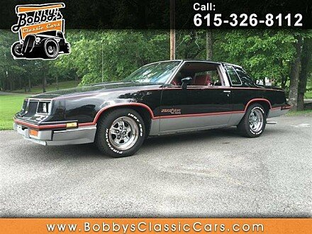 1983 Oldsmobile Cutlass Supreme Hurst/Olds Coupe for sale 100910248