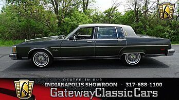 1983 Oldsmobile Ninety-Eight Regency Sedan for sale 100988102