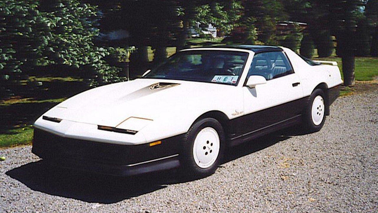 1983 pontiac firebird trans am coupe for sale near molalla. Black Bedroom Furniture Sets. Home Design Ideas