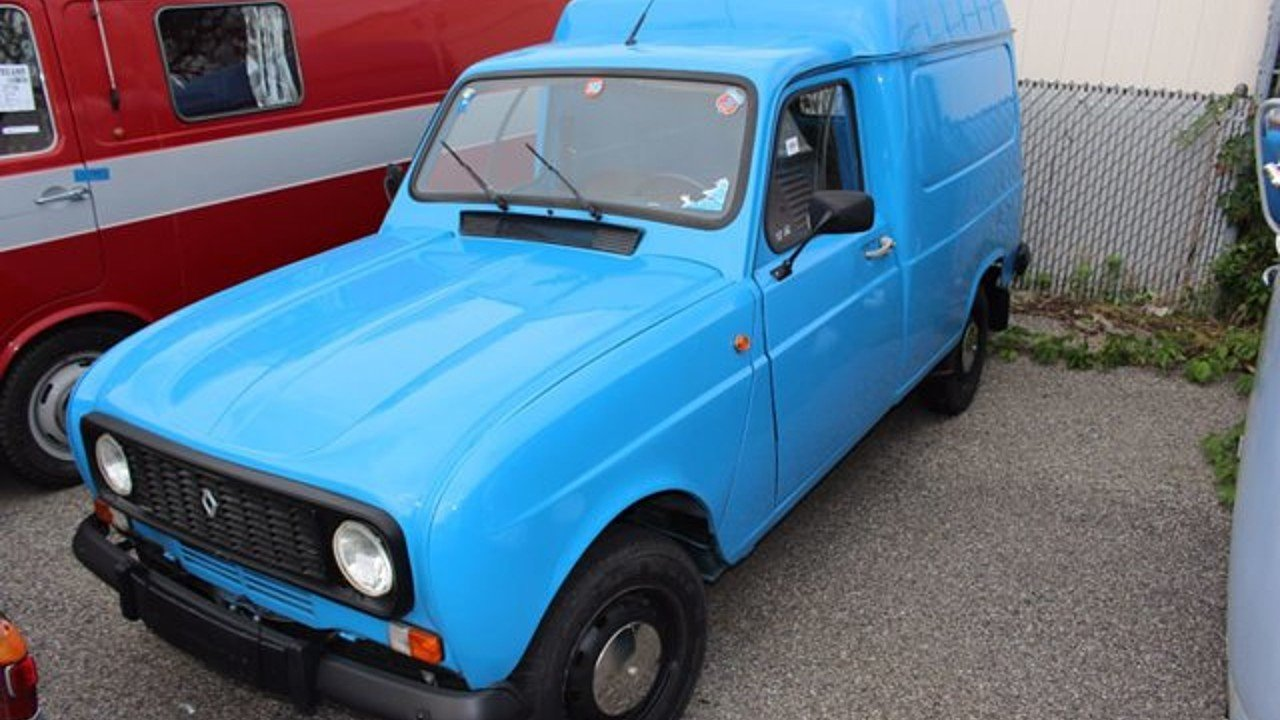 1983 Renault R4 for sale 100857898
