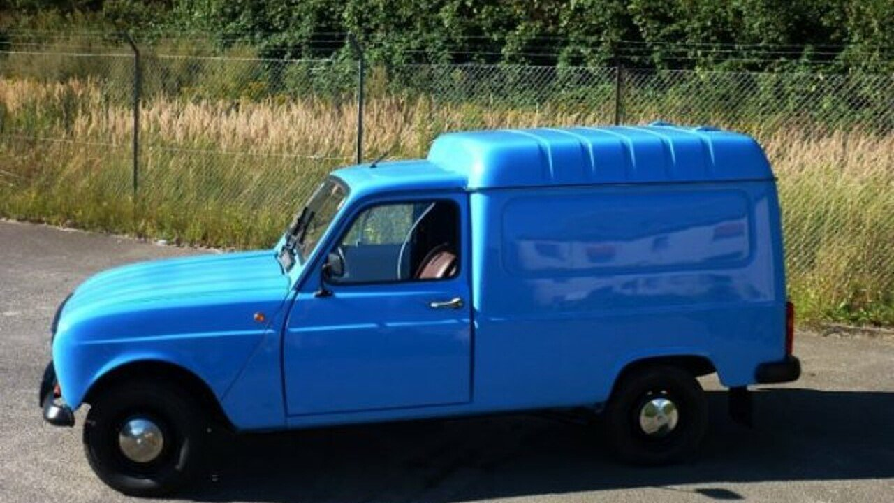 1983 Renault R4 for sale near Cadillac, Michigan 49601 - Classics on ...