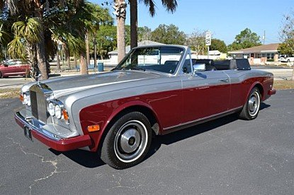 1983 Rolls-Royce Corniche for sale 100843234