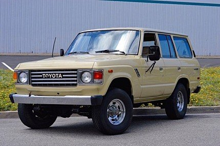 1983 Toyota Land Cruiser for sale 100769630