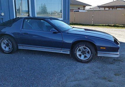 1983 chevrolet Camaro Coupe for sale 101003399